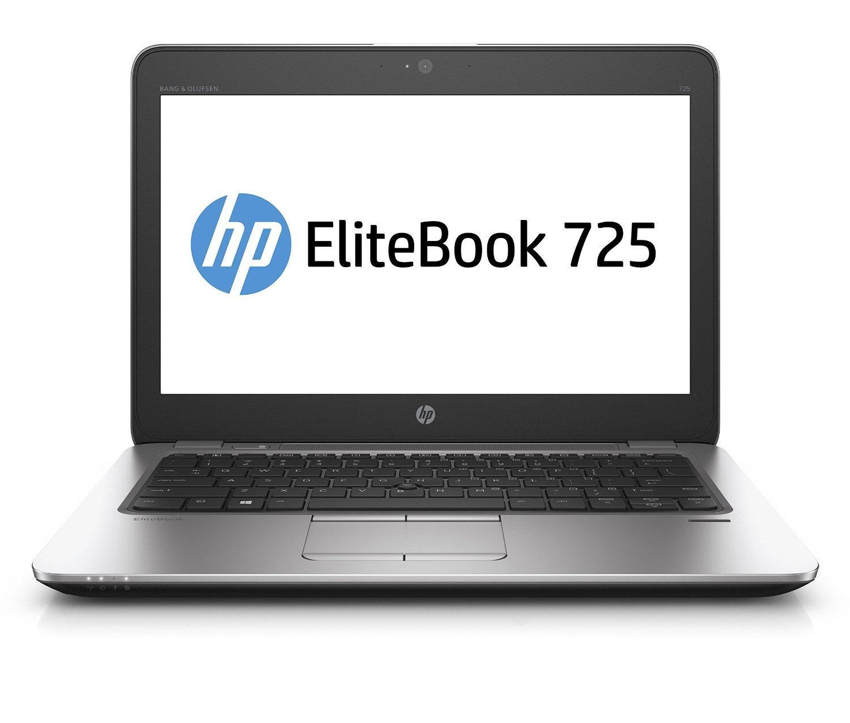 "PC Portable 12"" HP EliteBook 725 G3 - AMD A12-8800B, 8 Go de RAM, 256 Go SSD, Radeon R7"