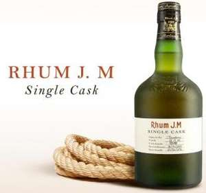 Rhum JM Single Cask  - Millesime 2008