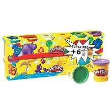 Lot de 12 pots de pâte à modeler Play-Doh