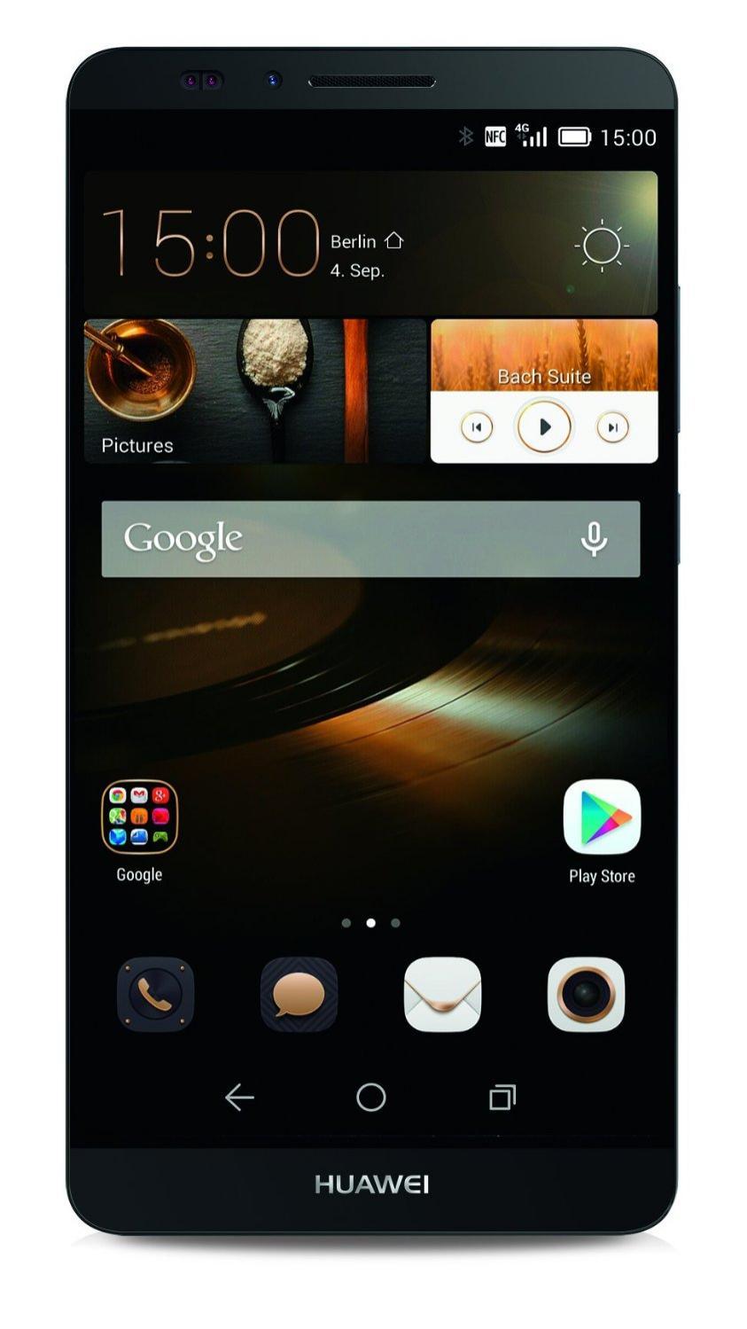 "Smartphone 6"" Huawei Mate 7 - 16 Go, blanc ou noir"