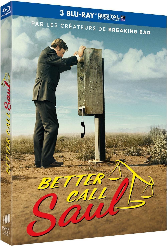 Blu-ray Better Call Saul - saison 1 (+ version numérique)