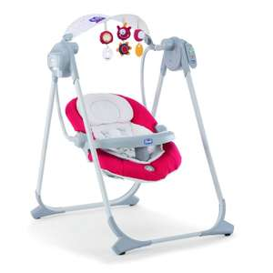 Balancelle Chicco Polly Swing Up - paprika