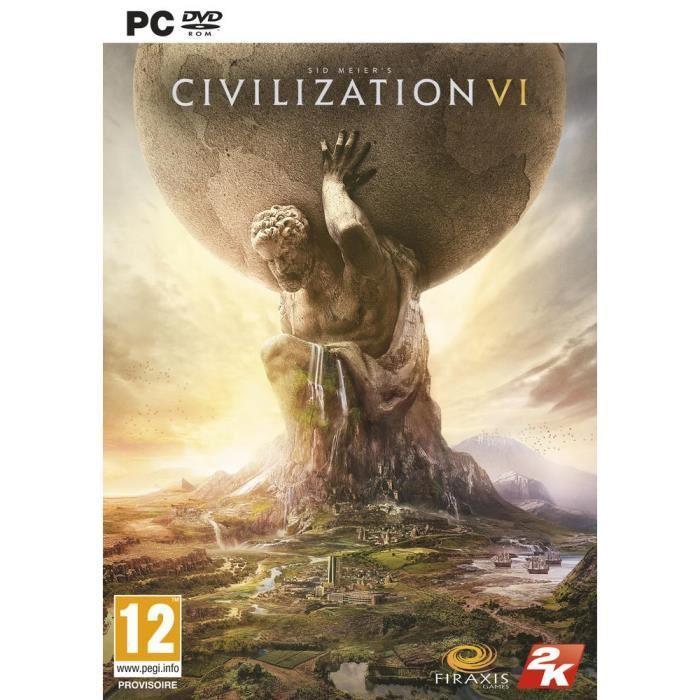 [Précommande] Civilization VI sur PC