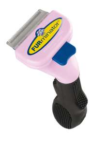 Brosse pour chats FurMinator (taille S)