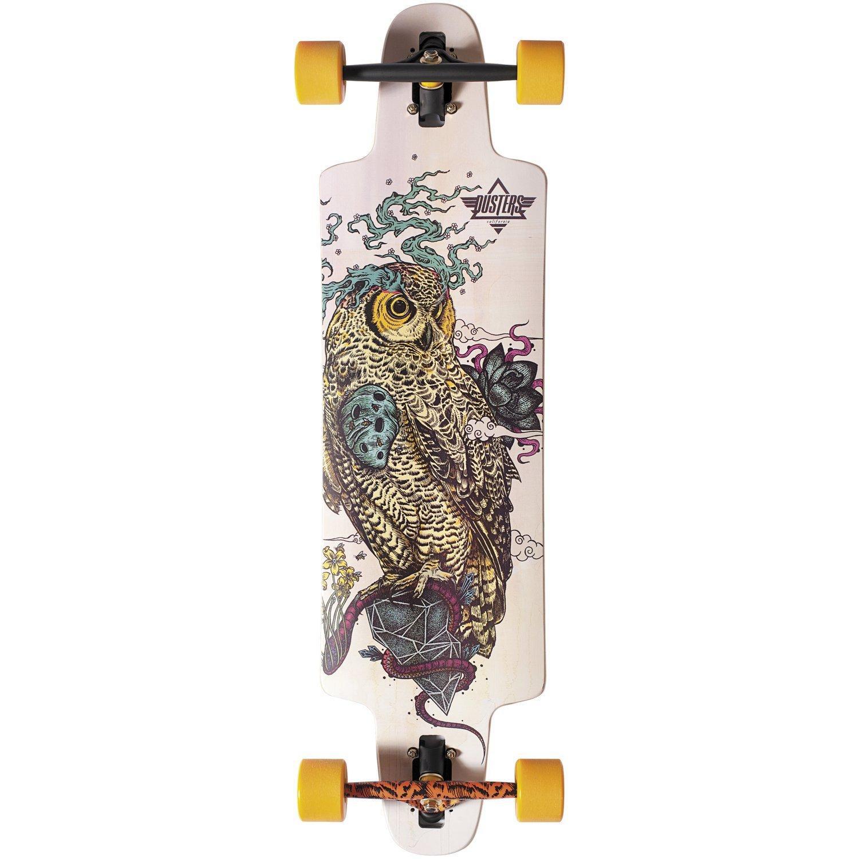 """Précommande de Skateboards Dusters à 13€ -  Ex :   Longboard   Regrowth complet Multicolore 36"""""""