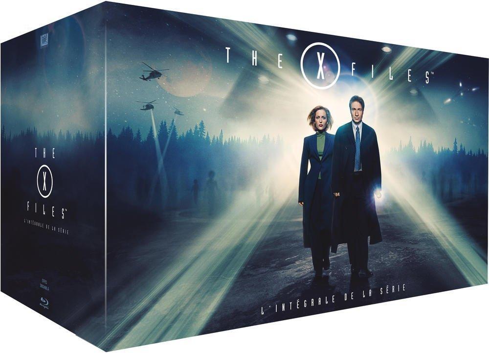 Coffret blu-ray The X-Files - L'intégrale des 9 saisons