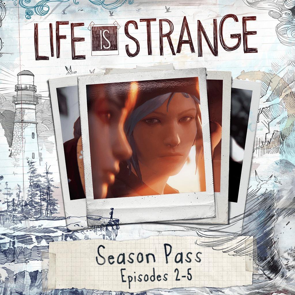 Life is Strange - Season Pass (Episodes 2 à 5) sur PC (Dématérialisé - Steam)