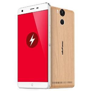 "Smartphone 5.5"" Ulefone Power - Octa-core MTK6753, 3 Go de ram, 16 Go, 6050 mAh"