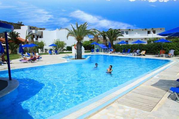 Séjour 3* en Crète en demi-pension à l'Hôtel Princess Europa départ de Paris du 28 Mai au 4 Juin