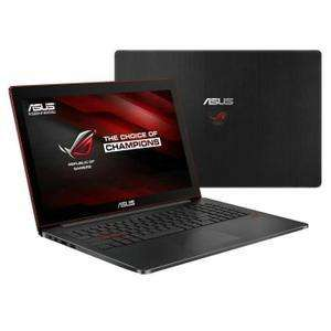 "Ultrabook 15.6"" Asus ROG G501VW-FY107T - Intel i7-6700HQ, 8 Go de Ram, 256 Go SSD, GeForce GTX 960M (+ 390€ en 1 bon d'achat)"