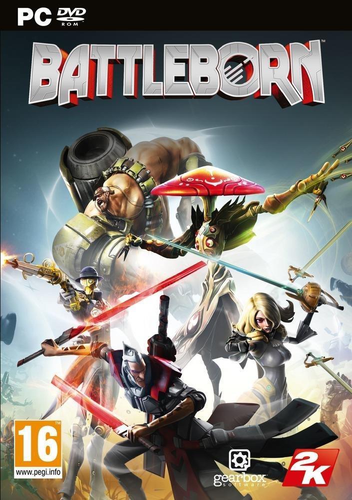 Battleborn sur PC
