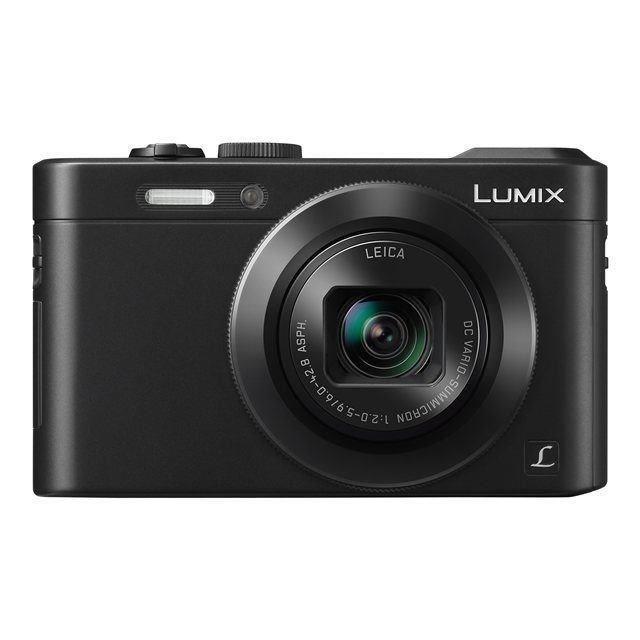 Appareil photo Compact Panasonic Lumix DMC-LF1 Noir - MOS, 12.1MP, Zoom 7.1x, NFC / Wi-Fi