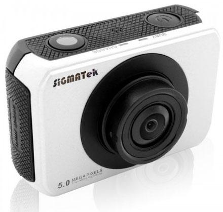 Caméra Sport Sigmatek SC2-S 1080P étanche