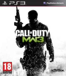 Call Of Duty Modern Warfare 3 + Petits flirts entre amis sur PS3