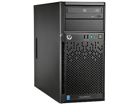Serveur HP ProLiant ML10 v2 G3240 4GB-U B120i 4LFF NHP 350W PS