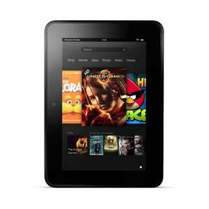 """Tablette 7"""" Kindle Fire HD 7 - IPS 1280x800, RAM 1Go, 16Go, Android 4.4 (Reconditionné)"""