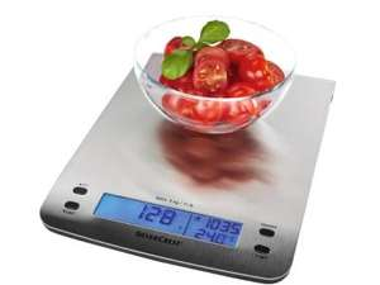 Balance culinaire Silvercrest (jusqu'à 5 kg)