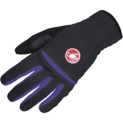 Gants Femme Castelli Cromo - rouge ou violet