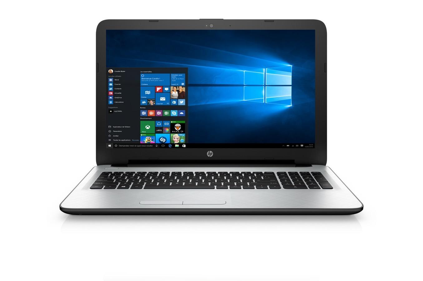 "PC portable 15.6"" Full HD HP 15-ac147nf (i3-5005U, 4 Go de RAM, 1 To)"