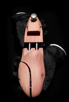 Embauchoirs La Maison du Chausseur en bois - cèdre rouge (du 36 au 49)