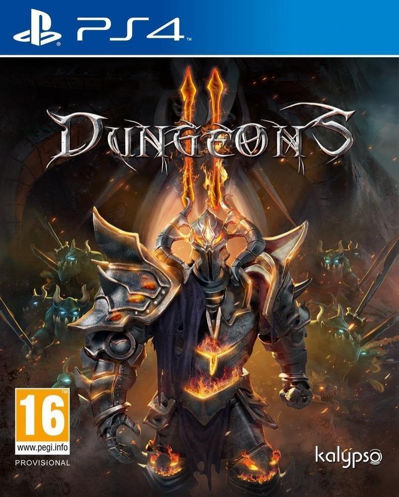 Dungeons 2 sur PS4