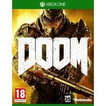 Jeu Doom sur Xbox One et PS4