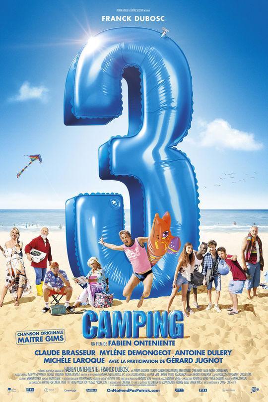 Avant-première pour le film Camping 3 le 7Juin 2016 à 12h45