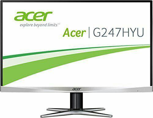"""Écran PC 23.8"""" Acer G247HYU - LED 2560 x 1440"""