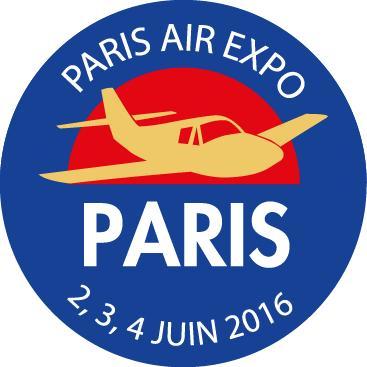 [Du 2 au 4 juin] Billet pour le Paris Air Expo