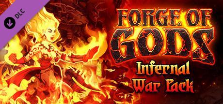 DLC Forge of Gods: Infernal War Pack Gratuit sur PC (Dématérialisé - Steam)