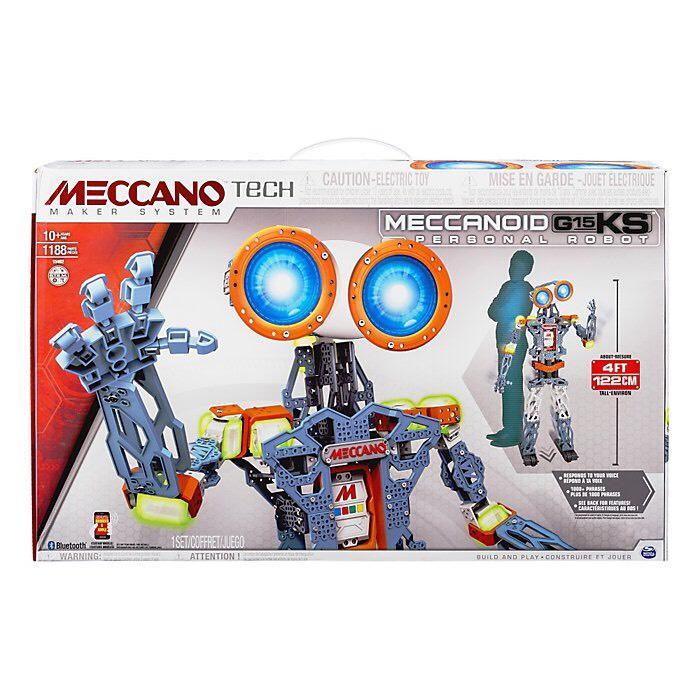 Robot programmable MeccaNoid G15KS