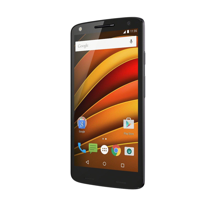 "Smartphone 5.4"" Motorola Moto X Force 32Go Noir"