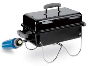 Barbecue Weber Go-Anywhere à gaz