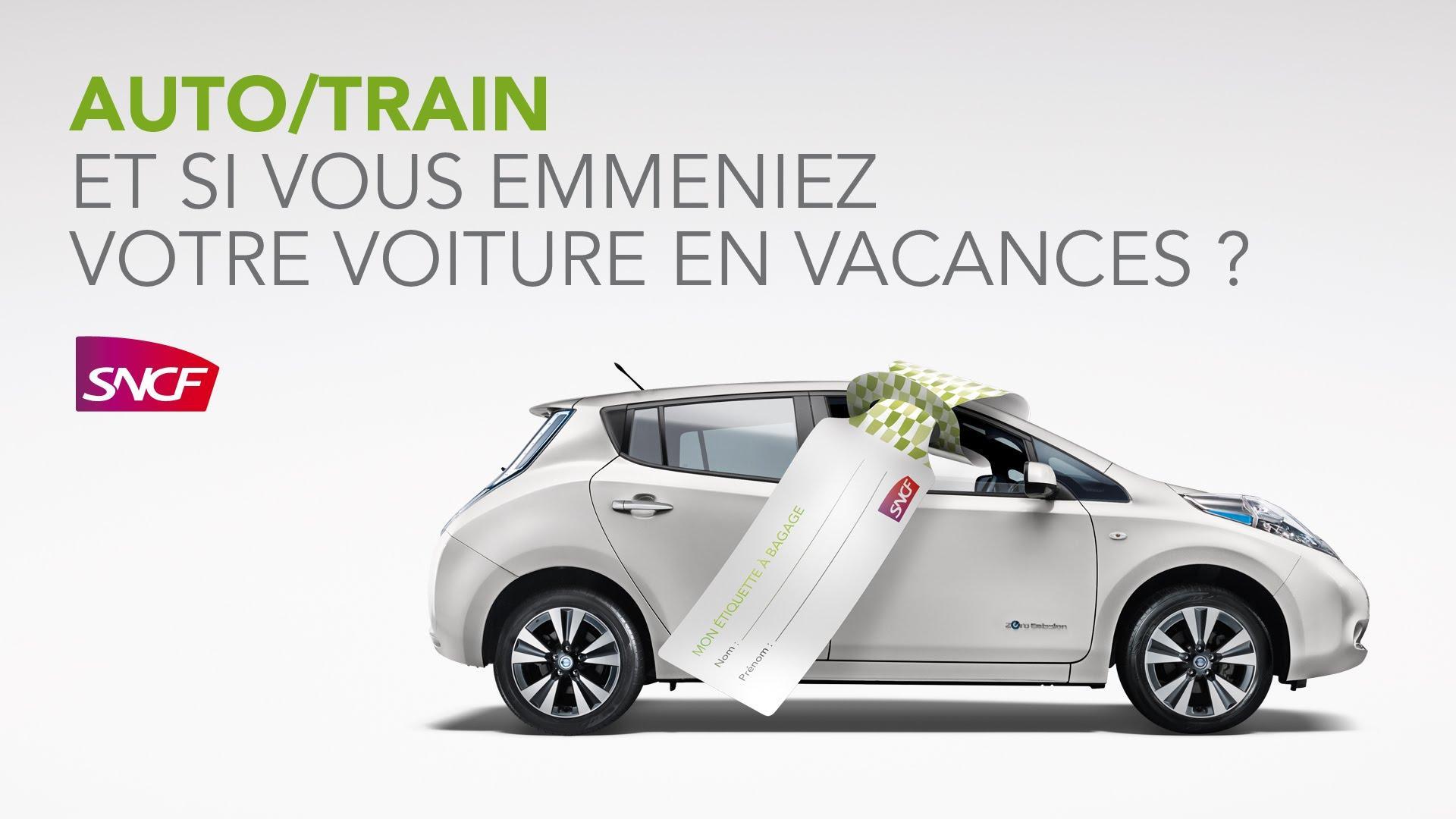 Service AutoTrain (Transport de véhicule par train)