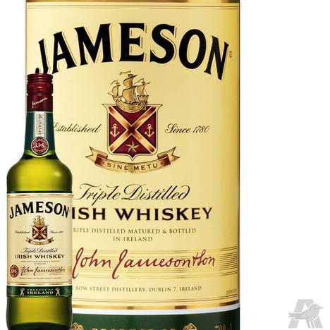 Bouteille de Whisky Jameson Irish Whiskey - 70cl