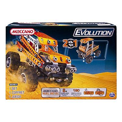 Sélection de produits Meccano en promo - Ex :  Tout-terrain Evolution