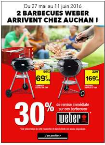 Barbecue Weber compact kettle 48cm ou original kettle 57cm