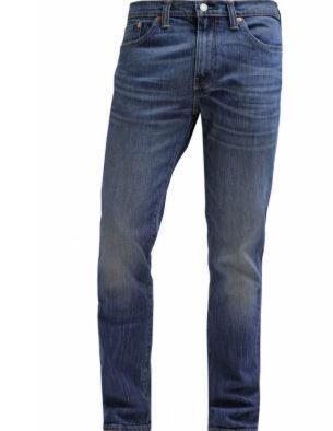 Sélection de Jeans Levi's en promotion - Ex : 511 Slim Fit (bleu foncé)