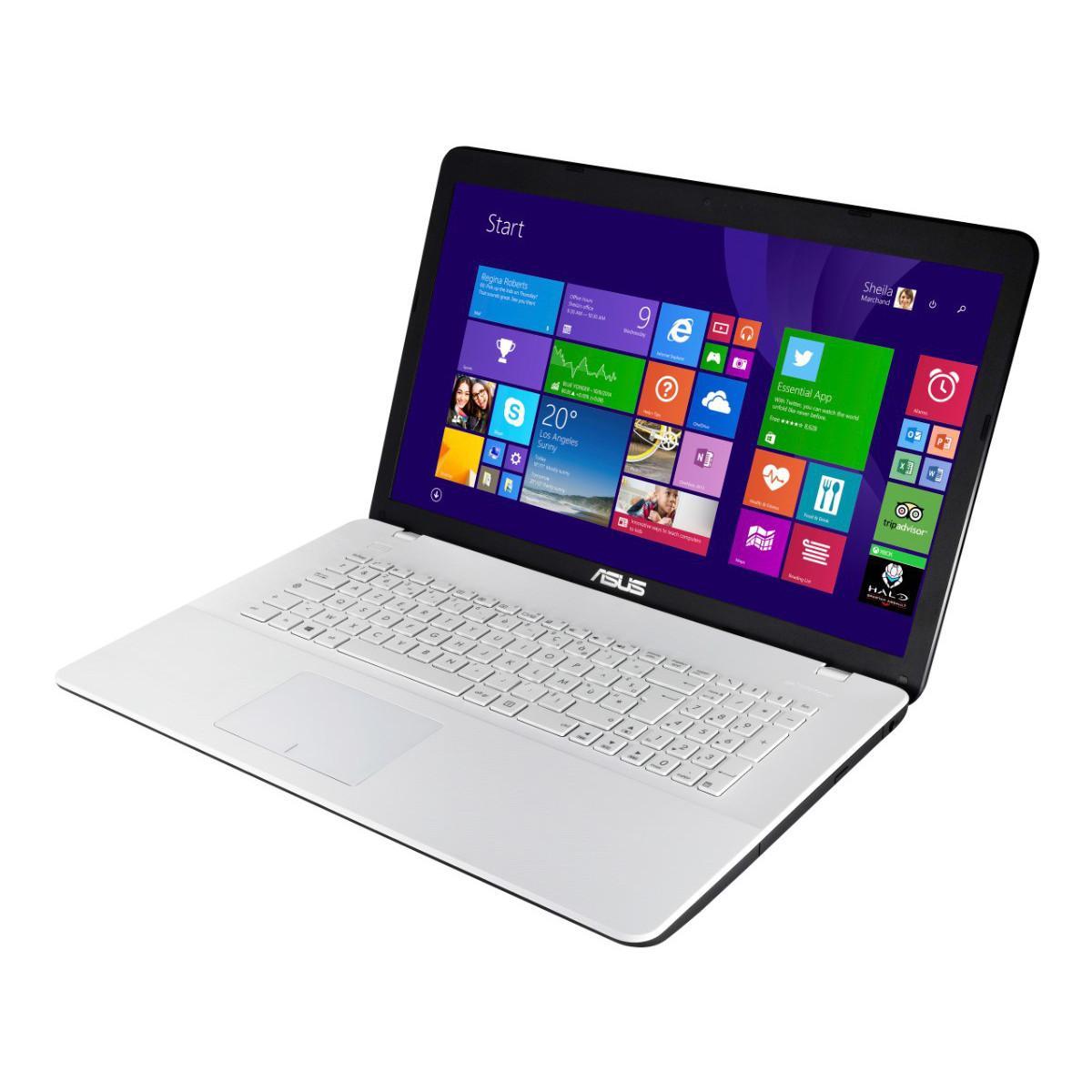 "PC portable 17.3"" Asus X751LK-TY180H (i3-4030U, GTX850, 4 Go de RAM, 1 To)"