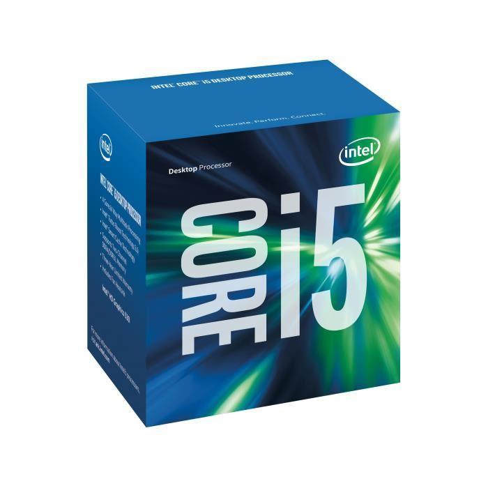 [Cdiscount à volonté] Sélection de processeurs Intel en promotion - Ex : Intel Skylake Core i5-6400