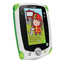 LeapFrog - Tablette éducative LeapPad Explorer vert