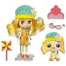 Littlest Petshop - Petshop et Blythe Pinwheels & Daisies