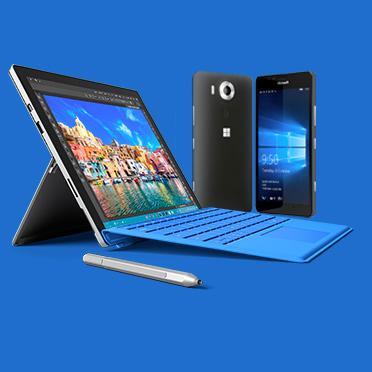 Jusqu'à 250€ de réduction sur les Smartphones Lumia pour l'achat d'une Microsoft Surface