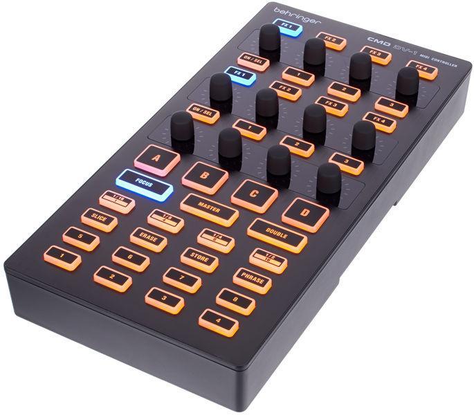 Contrôleur d'effets MIDI Behringer CMD DV-1