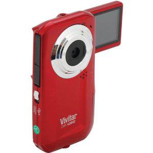 Caméscope Vivitar DVR426HD-RED-INT 1,8'' 5 Mpix Rouge