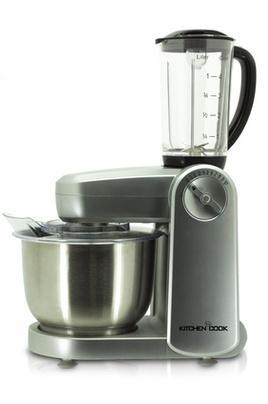 Robot patissier Kitchen Cook Mixmaster V2 - Silver Edition Limit