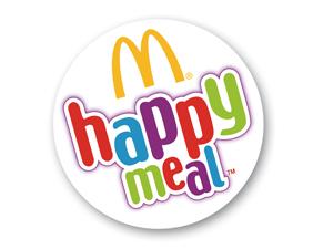 1 Happy Meal acheté = 1 activité enfant offerte