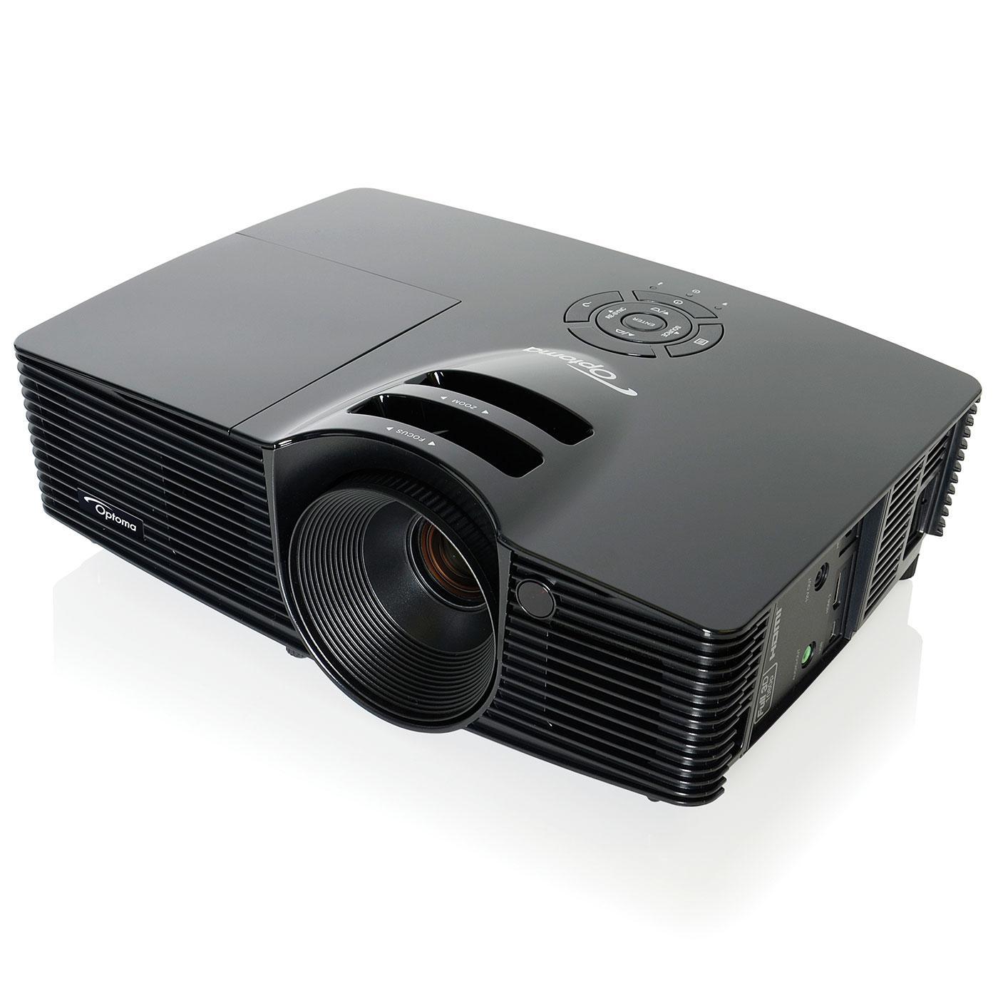 Vidéoprojecteur Optoma HD139X - Full HD 1080p, Full 3D, 3000 Lumens