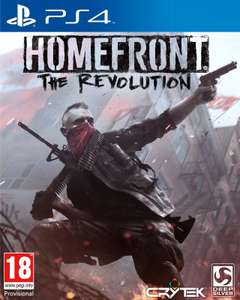 Homefront: The Revolution sur PS4 / Xbox One