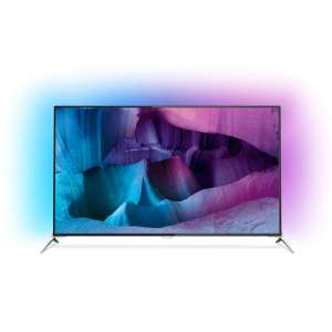 "TV 65"" Philips 65PUS7120/12 - LED, 3D, 4K, Smart TV"